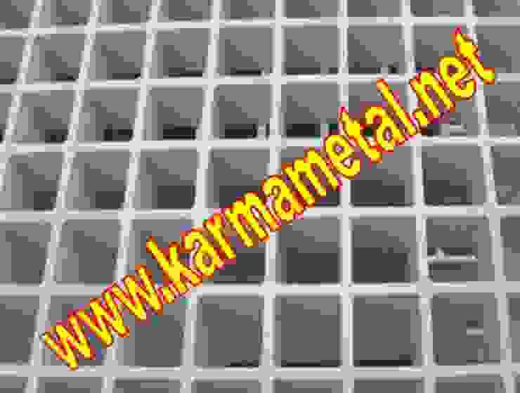 Industrialna łazienka od KARMA METAL Industrialny