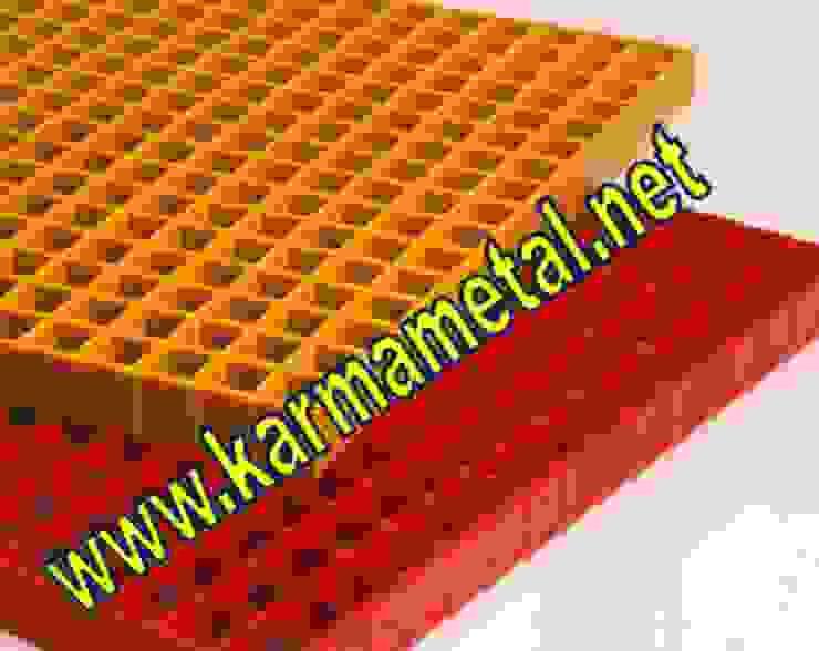Industrialny salon od KARMA METAL Industrialny