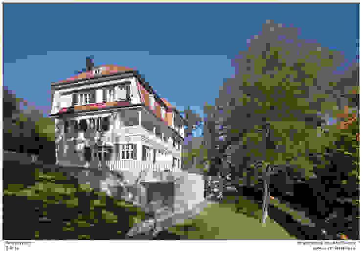 Дома в классическом стиле от Unterlandstättner Architekten Классический