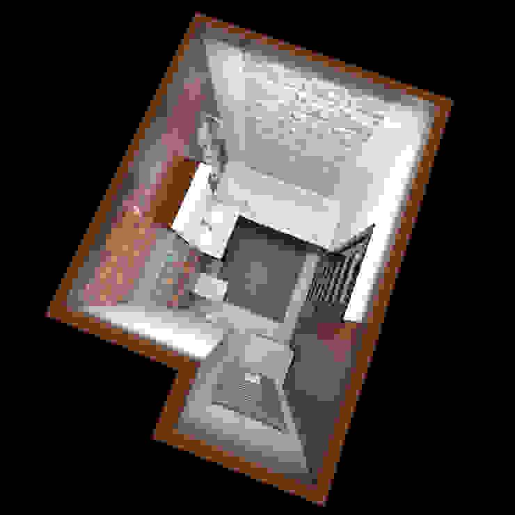 Интерьер квартиры ЖК «Алексеевская роща» Ванная комната в стиле минимализм от дизайн-бюро ARTTUNDRA Минимализм