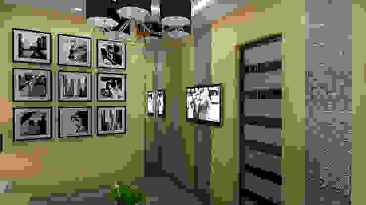 Интерьер квартиры ЖК «Алексеевская роща» Спальня в стиле минимализм от дизайн-бюро ARTTUNDRA Минимализм