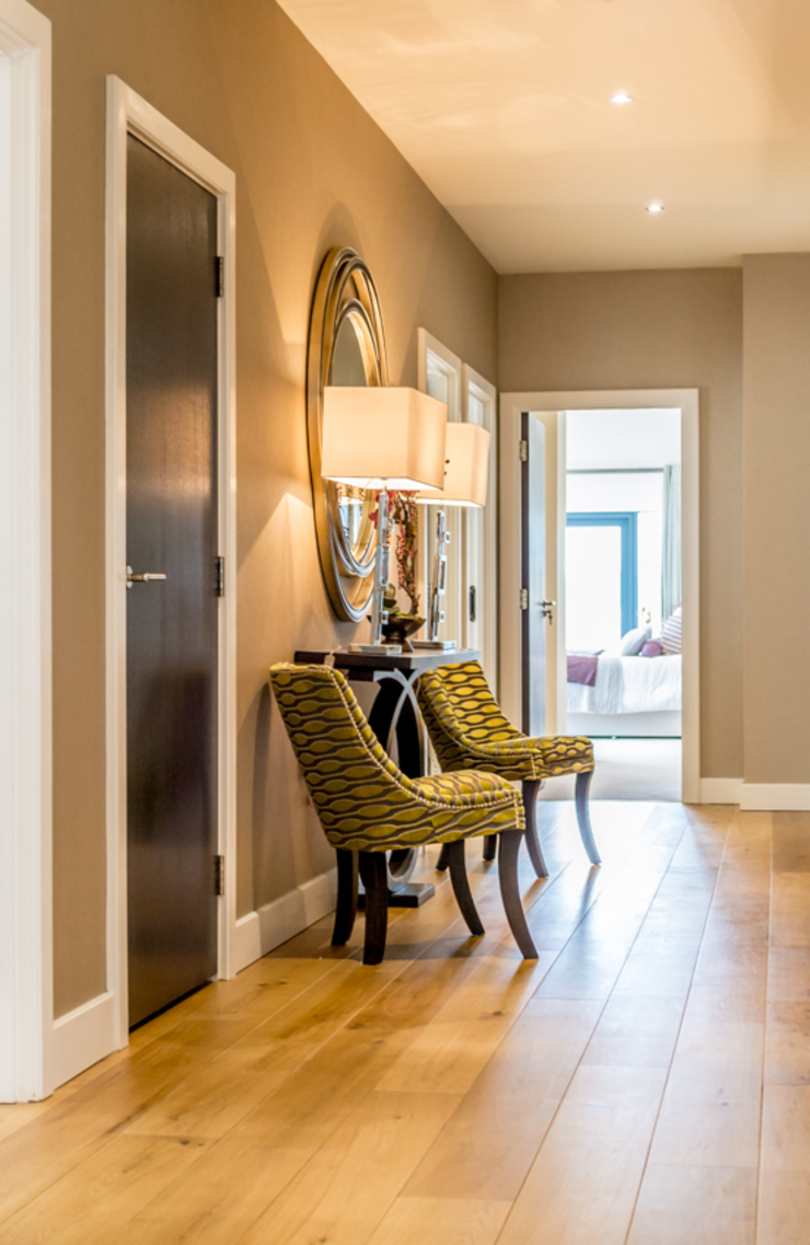Hallway Modern Corridor, Hallway and Staircase by In:Style Direct Modern