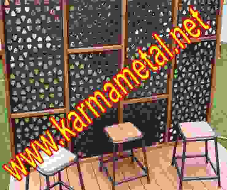 KARMA METAL-Cnc Lazer Kesim Ferforje Modelleri Ve Kapı,Korkuluk,Panel,Cephe Tavan Desenleri KARMA METAL Endüstriyel
