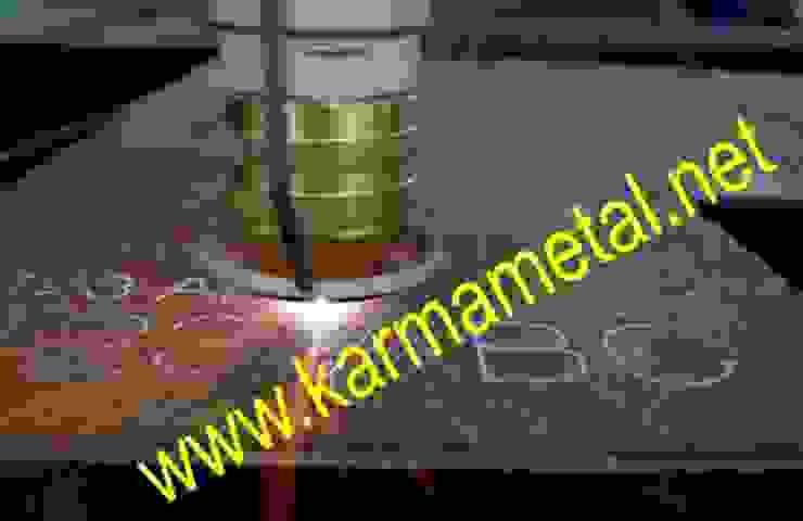 Industriale Küchen von KARMA METAL Industrial