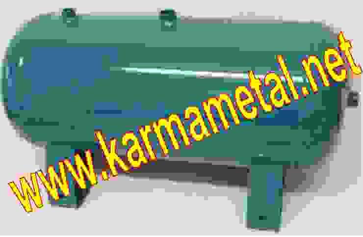 KARMA METAL basınçlı hava tankı kompresör tankları imalatı Endüstriyel Pencere & Kapılar KARMA METAL Endüstriyel
