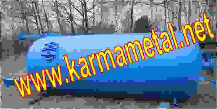 KARMA METAL basınçlı hava tankı kompresör tankları imalatı Endüstriyel Multimedya Odası KARMA METAL Endüstriyel