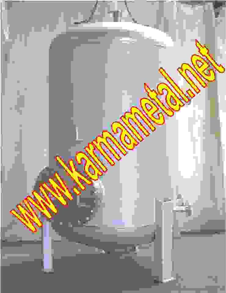 KARMA METAL basınçlı hava tankı kompresör tankları imalatı Endüstriyel Koridor, Hol & Merdivenler KARMA METAL Endüstriyel