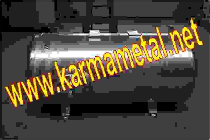 KARMA METAL basınçlı hava tankı kompresör tankları imalatı Endüstriyel Mutfak KARMA METAL Endüstriyel