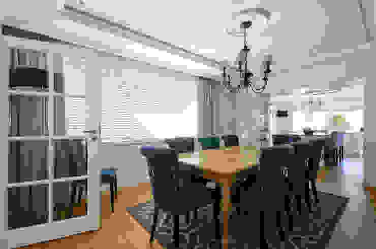 Ruang Makan Modern Oleh 3deko Modern