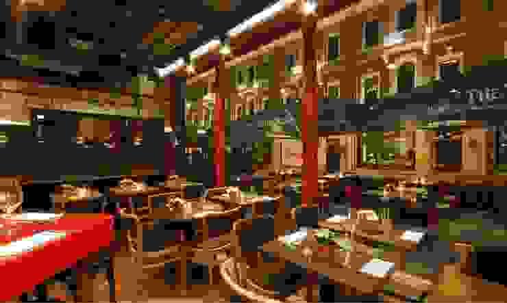 The Winston Brasserie Murat Oral İç mimarlık ve Tasarım Tic. Ltd. Şti Modern