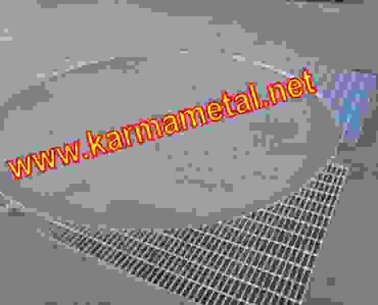 KARMA METAL-Galvanizli Metal Platform Izgara Endüstriyel Mutfak KARMA METAL Endüstriyel