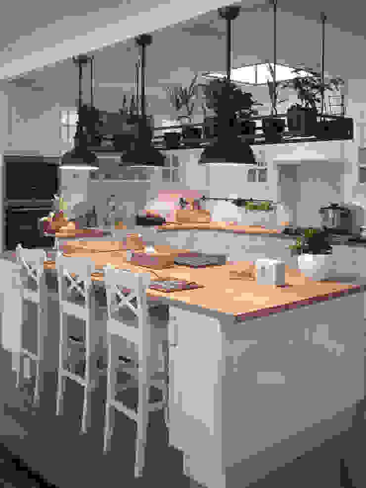 Modern kitchen by 3deko Modern