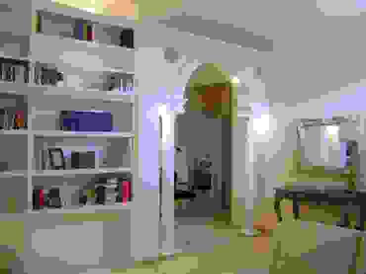 Kolonyal Oturma Odası Arch. Sara Pizzo - Studio 1881 Kolonyal