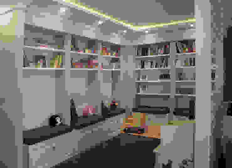 Modern study/office by 3deko Modern