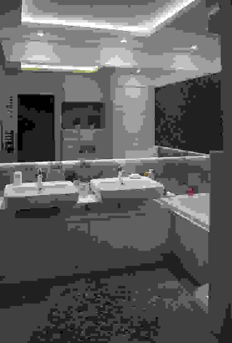 Modern bathroom by 3deko Modern