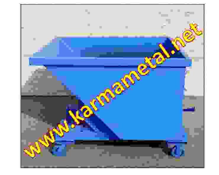 KARMA METAL-Cnc Makinası Talaş Arabası Ve Cnc Tezgahı Arabaları Endüstriyel Multimedya Odası KARMA METAL Endüstriyel