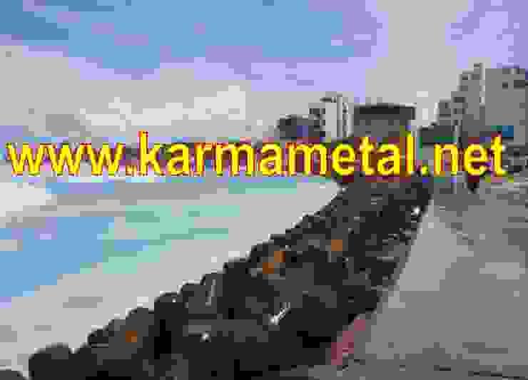 KARMA METAL-Tetrapod Kalıbı Tetrapot İmalatı ve Üretimi Endüstriyel Mutfak KARMA METAL Endüstriyel