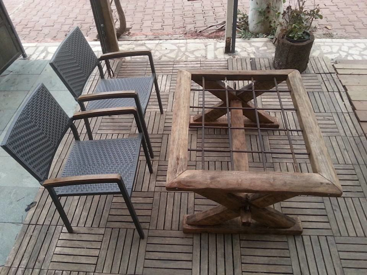 Ado Concept Balconies, verandas & terraces Furniture