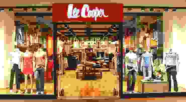 LeeCooper Mağaza Uygulamalarımız 365 Elektrik Modern