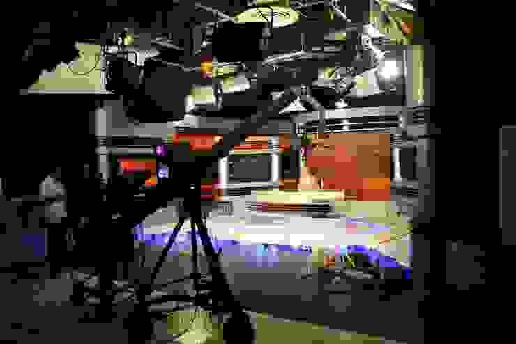 TV Stüdyo Uygulamalarımız 365 Elektrik Modern