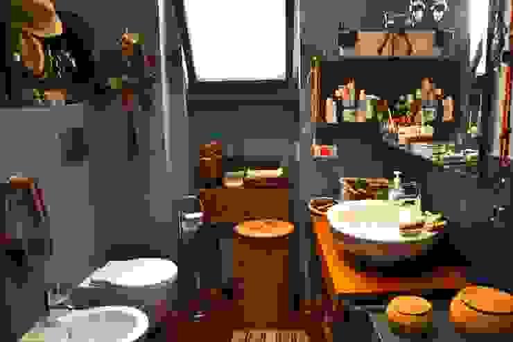 Eclectische badkamers van homify Eclectisch