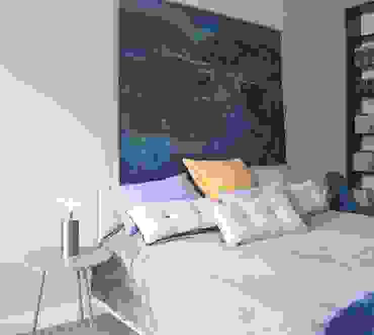 Modern style bedroom by MG Interior Studio Michał Głuszak Modern