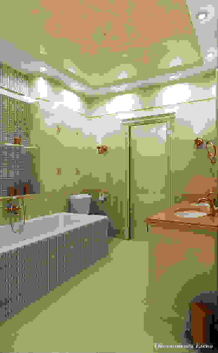 Квартира в г. Киров Ванная в классическом стиле от Елена Овсянникова Классический