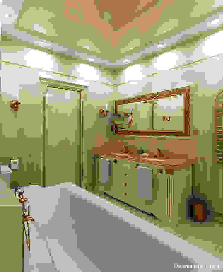 Classic style bathroom by Елена Овсянникова Classic