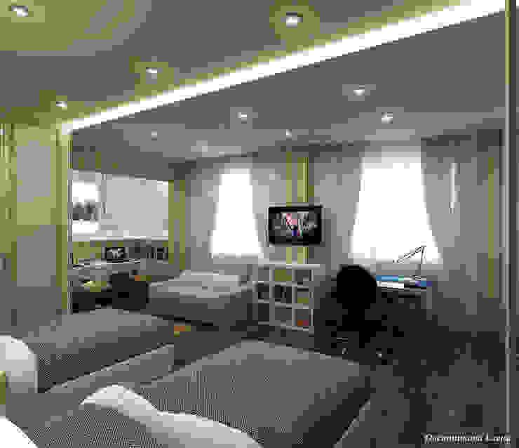 Квартира в г. Киров Детская комнатa в классическом стиле от Елена Овсянникова Классический