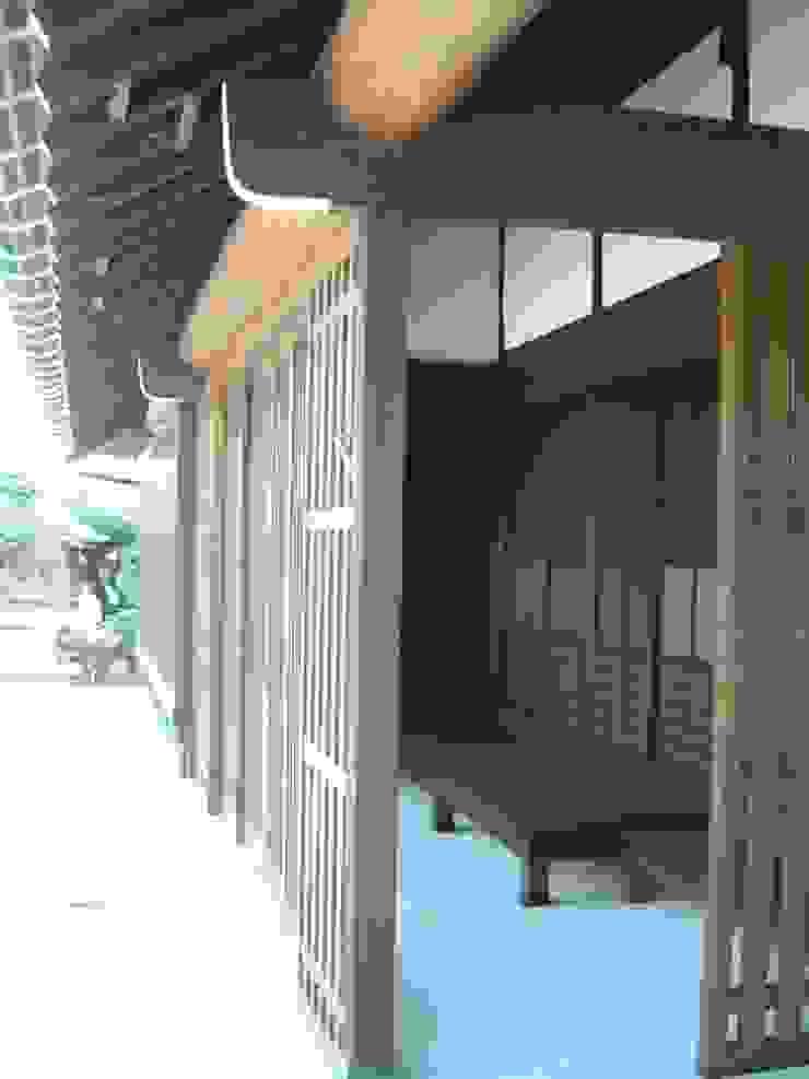 竣工外観2 の 杉江直樹設計室
