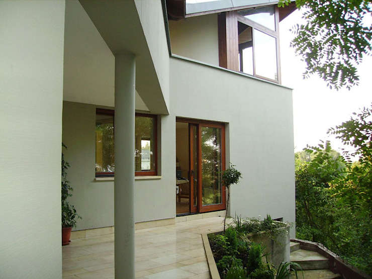 Moderne huizen van atz-studio Modern