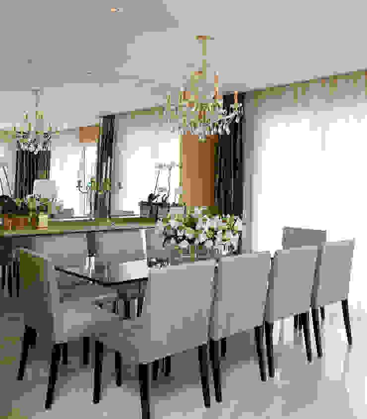 GRAN PARC VILA NOVA Salas de jantar clássicas por GUSTAVO GARCIA ARQUITETURA E DESIGN Clássico
