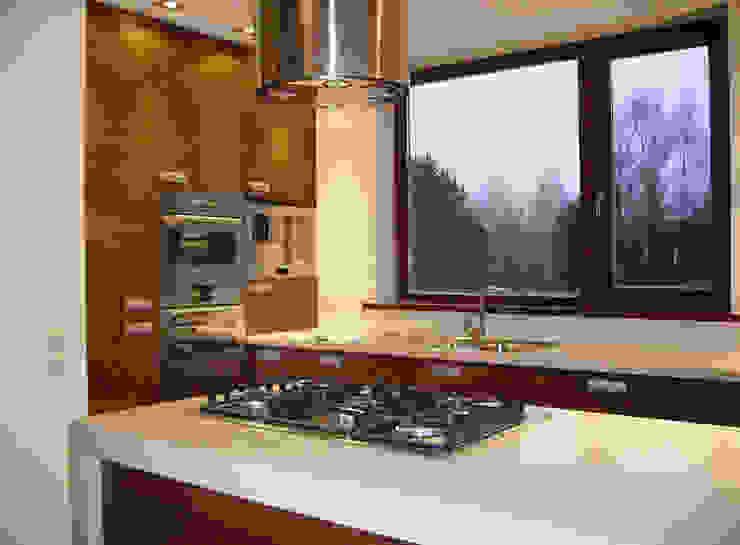 Modern kitchen by atz-studio Modern