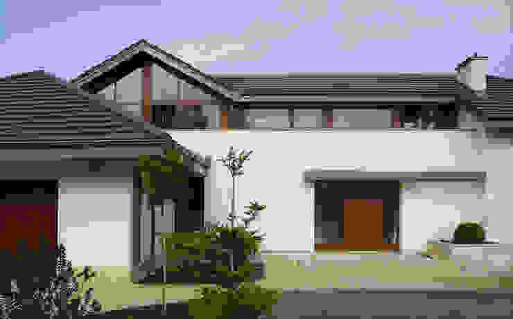 Casas modernas de atz-studio Moderno