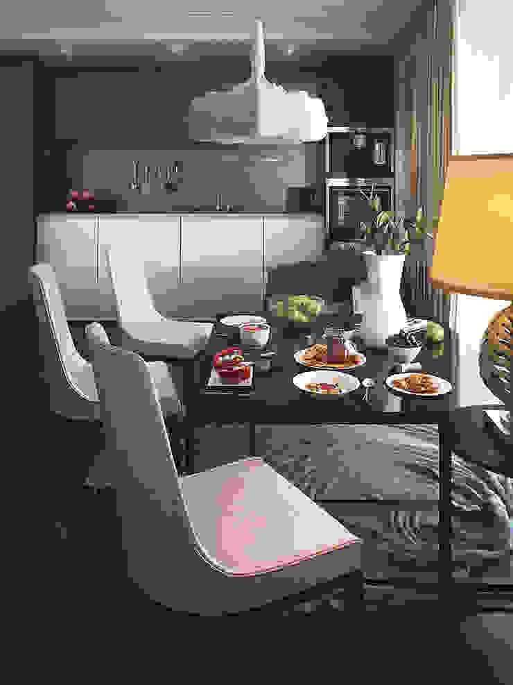 Interior Visualization Гостиная в классическом стиле от Станислав Святюк Классический