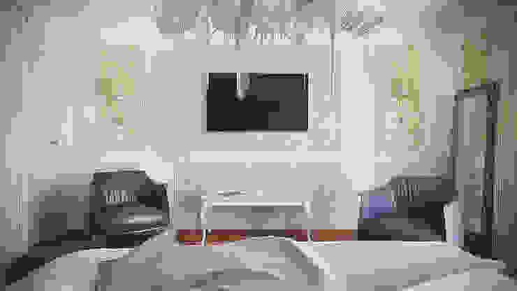 Interior Visualization Спальня в классическом стиле от Станислав Святюк Классический