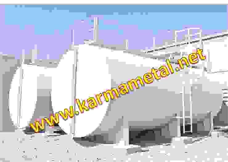 Quartos de criança industriais por KARMA METAL Industrial