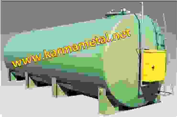 Cozinhas industriais por KARMA METAL Industrial