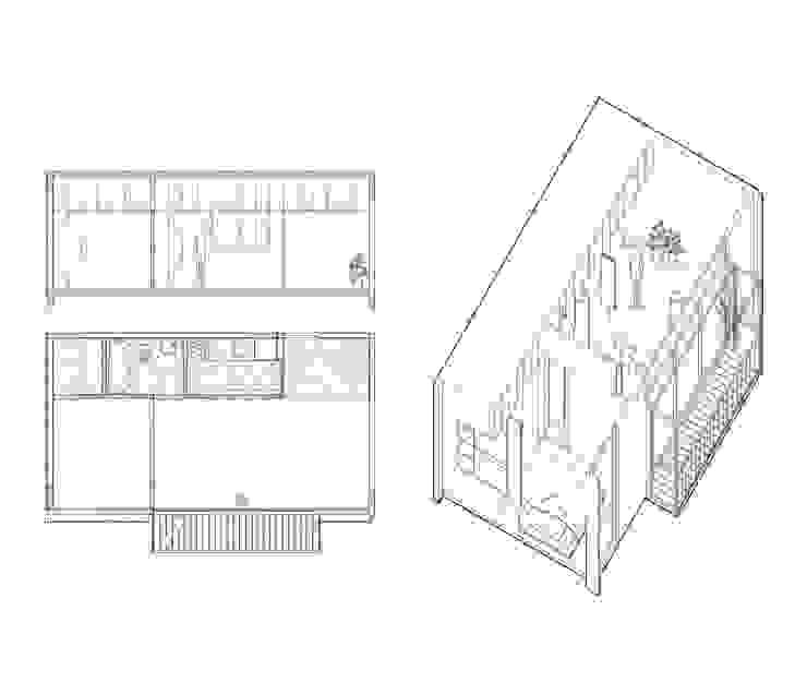 в современный. Автор – IR arquitectura, Модерн