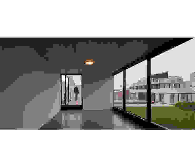 Modern conservatory by IR arquitectura Modern Glass