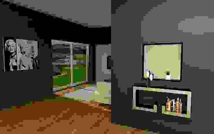 Domine design Living roomCupboards & sideboards Metal Metallic/Silver
