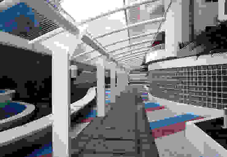 Residencial Varandas Casas modernas por Douglas Piccolo Arquitetura e Planejamento Visual LTDA. Moderno