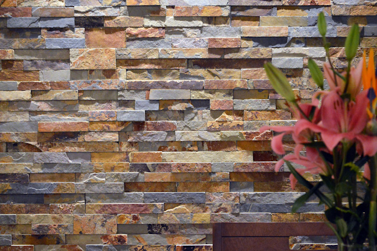SAN ISIDRO by APOTEMA INTERIORS de APOTEMA Estudio de Diseño Moderno Piedra