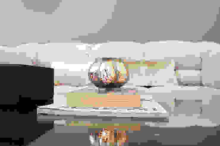 SAN ISIDRO by APOTEMA INTERIORS de APOTEMA Estudio de Diseño Moderno Cobre/Bronce/Latón