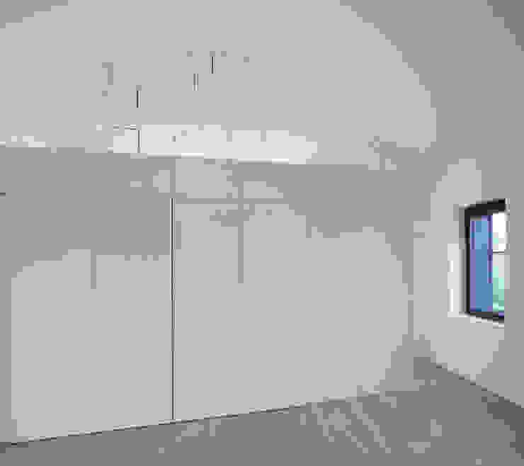 schröckenfuchs∞architektur Modern living room