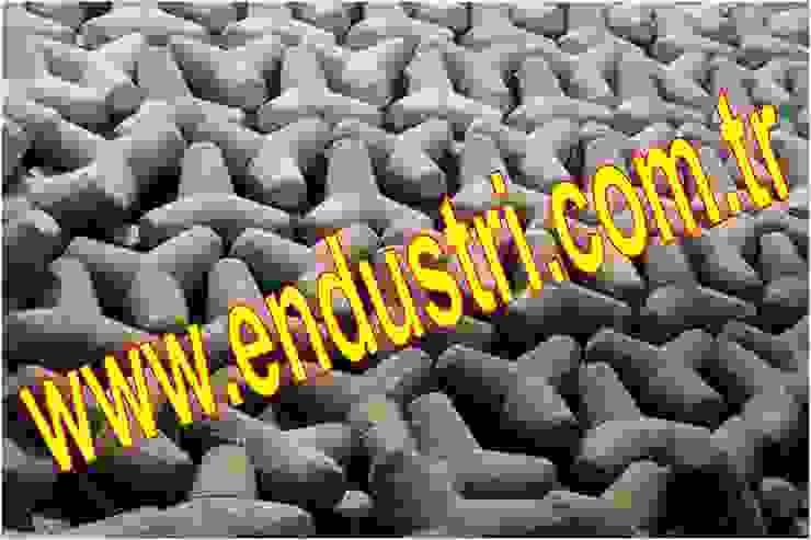 ENDÜSTRİ GRUP Tetrapod kalıbı Tetrapot kalıpları imalatı ve üretimi Endüstriyel Oturma Odası ENDÜSTRİ GRUP Endüstriyel
