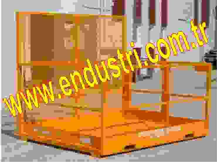 ENDÜSTRİ GRUP - Forklift Personel Adam Taşıma ilkyardım Sepeti Endüstriyel Mutfak ENDÜSTRİ GRUP Endüstriyel