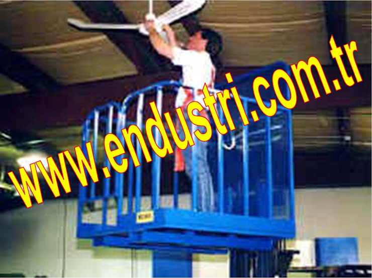 ENDÜSTRİ GRUP - Forklift Personel Adam Taşıma ilkyardım Sepeti Endüstriyel Koridor, Hol & Merdivenler ENDÜSTRİ GRUP Endüstriyel
