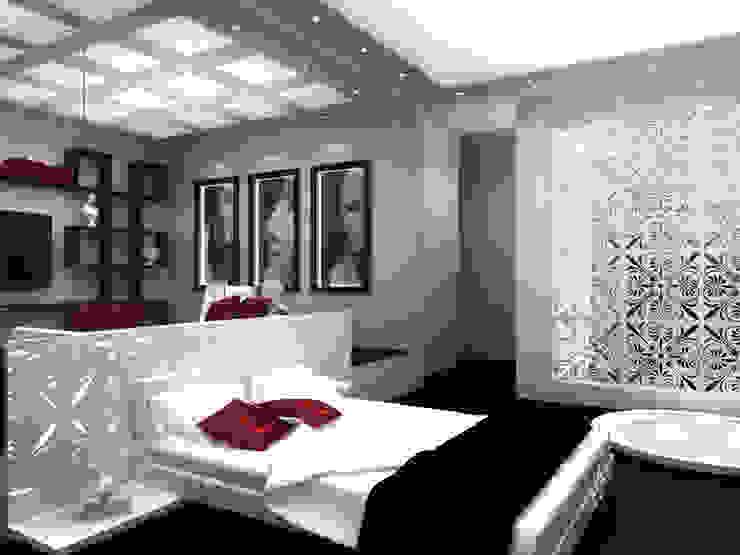 michel bandaly :  tarz Yatak Odası,