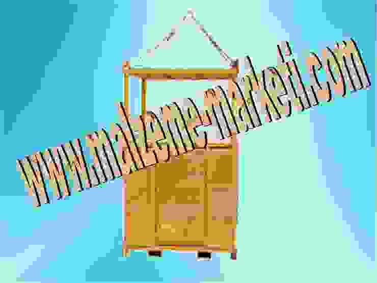 Malzeme Marketi- Kule Vinç Adam Taşıma Sepeti Endüstriyel Multimedya Odası Malzeme Marketi Endüstriyel